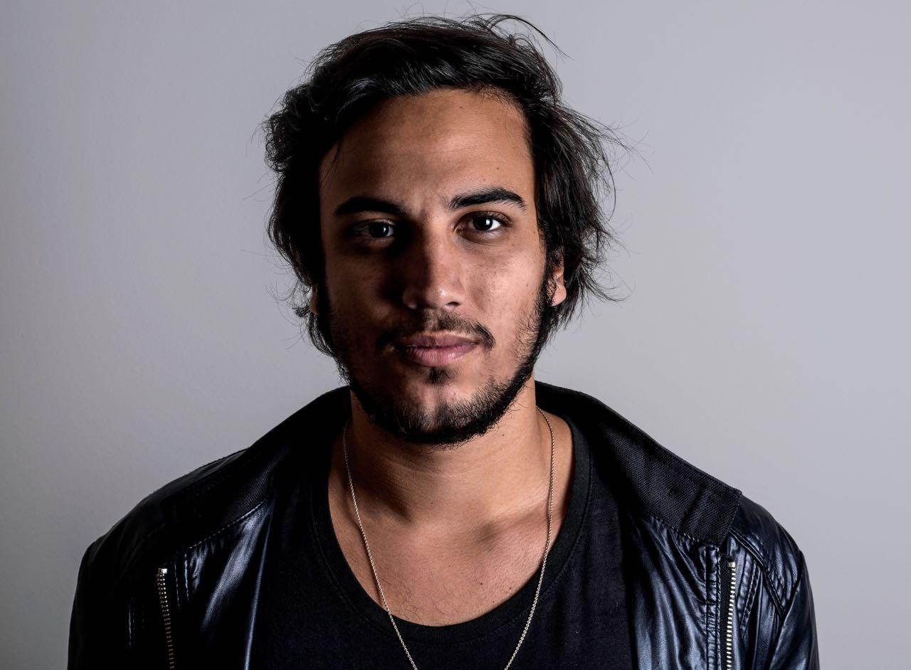 Pedro Ramalho, um dos fundadores do bloco P[A]RADO, uma opção para o Carnaval do Rio.