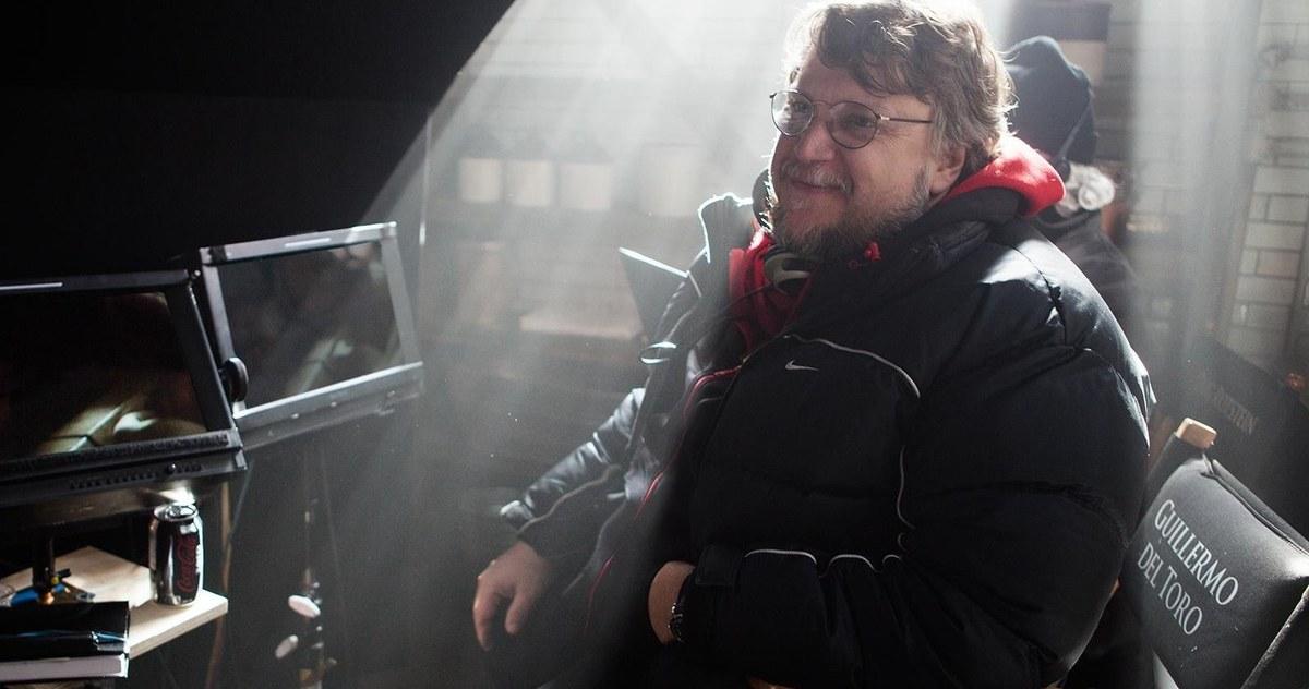 Guillermo del Toro. Foto: Divulgação.