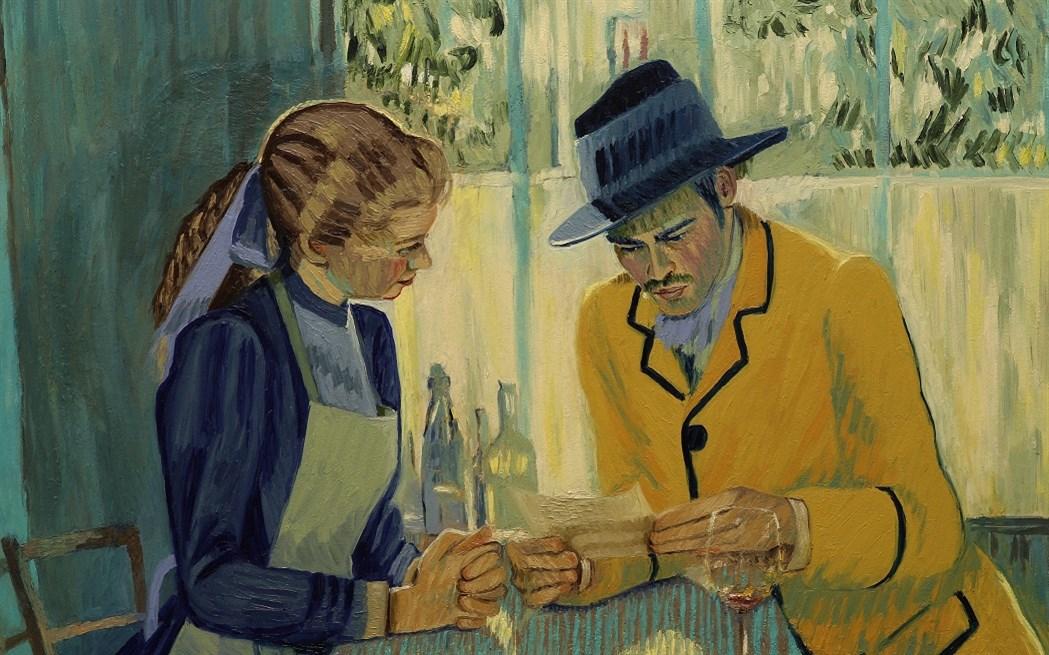 Com Amor, Van Gogh. Foto: Divulgação.
