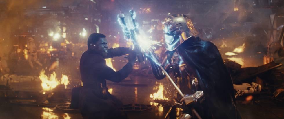 Star Wars: Os Últimos Jedi. Foto: Divulgação.