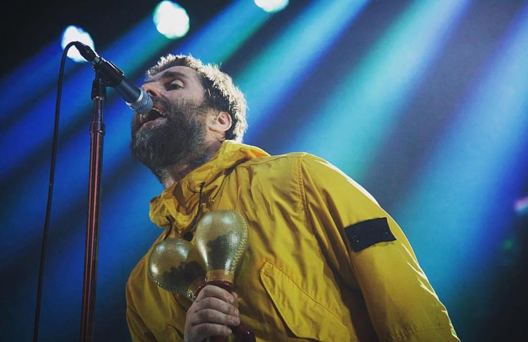 Liam Gallagher. Foto: Reprodução/Instagram