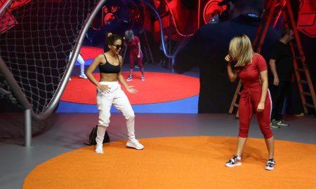 Anitta e Lexa. Foto: Divulgação