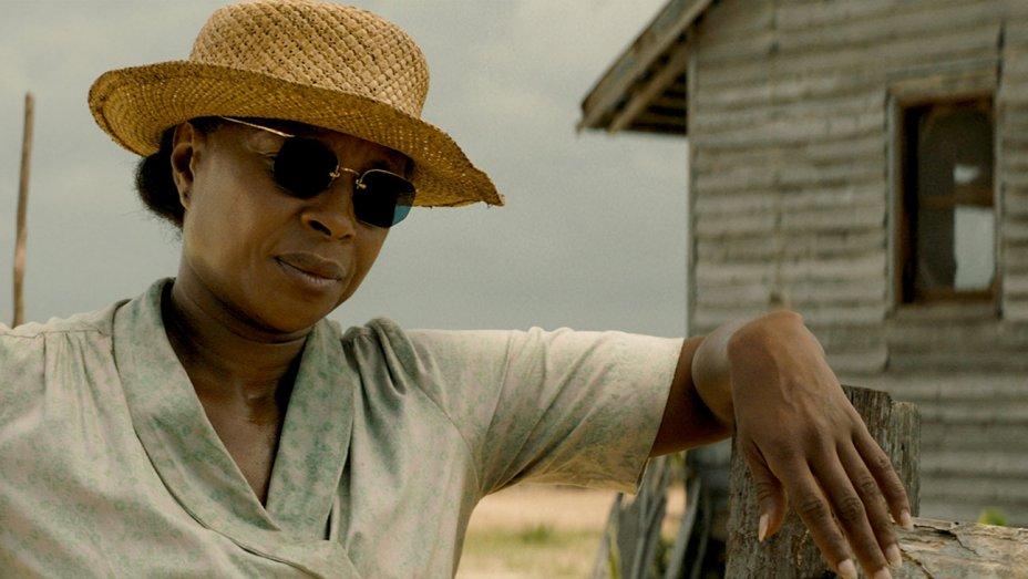 Mary J. Blige em Mudbound. Foto: Divulgação.