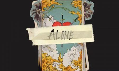 Alone. Foto: Reprodução/Instagram