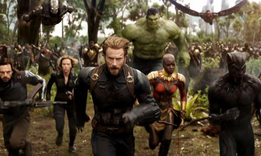 Vingadores: Guerra Infinita. Foto: Divulgação.