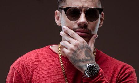 Rapper Hungria. Foto: Divulgação.