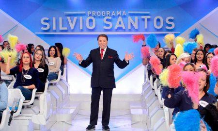 Silvio Santos. Foto: Reprodução/Facebook