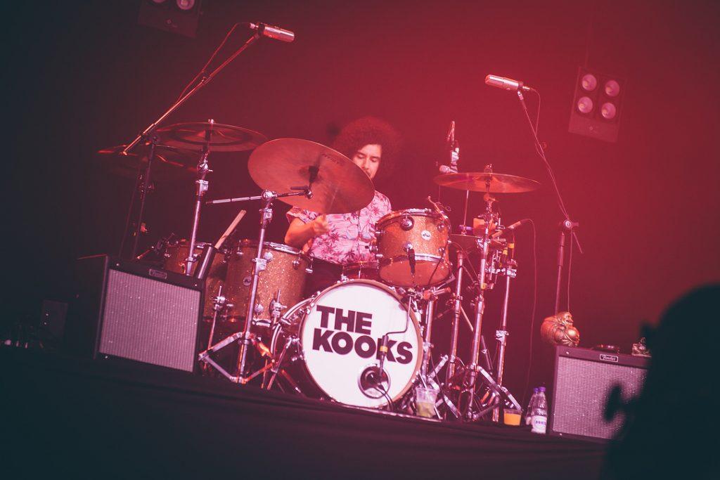 The Kooks. Foto: Divulgação/Move Concerts