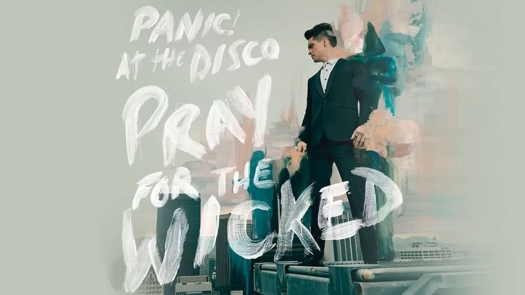 Panic! At The Disco. Foto:Reprodução/Instagram (@panicatthedisco)