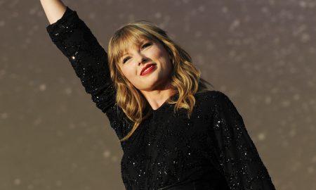 Taylor Swift. Foto: Reprodução/Instagram (@bbcradio1)