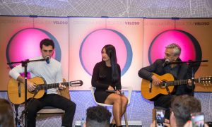 Caetano e Zeca Veloso. Foto: Divulgação/Patrícia Devoraes