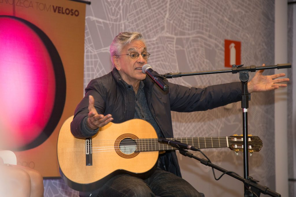 Caetano Veloso. Foto: Divulgação/Patrícia Devoraes