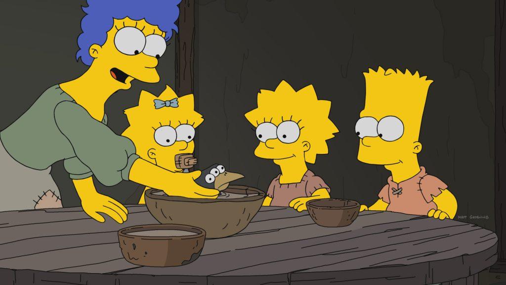 Os Simpsons. Foto: Divulgação/FOX