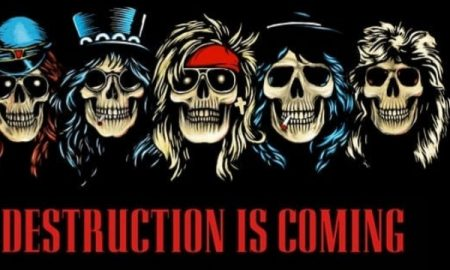 Guns N' Roses. Foto: Reprodução/Instagram