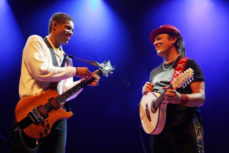 Stanley e Armandinho. Foto: Divulgação.