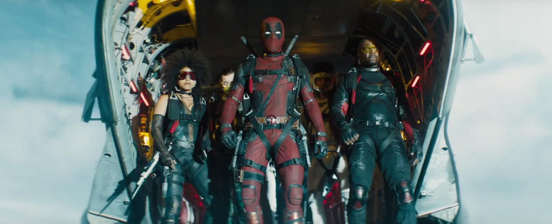 Deadpool 2. Foto: Divulgação.
