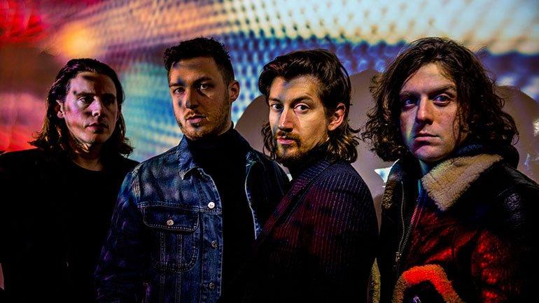 Arctic Monkeys. Foto: Divulgação.