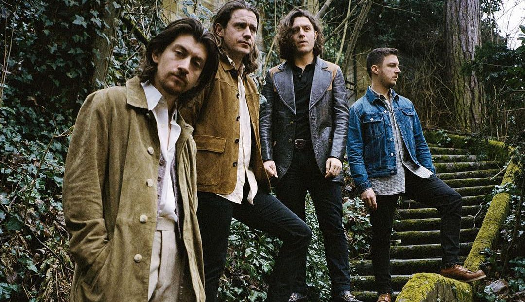 Arctic Monkeys. Foto: Reprodução/Instagram.
