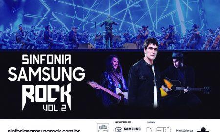 Sinfonia Samsung Rock II. Foto: Divulgação.