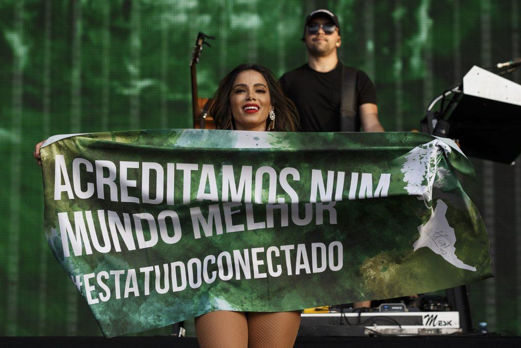 Rock In Rio - Lisboa 2018: Anita no Palco Mundo, na Cidade do Rock em Lisboa, Portugal, a 24 de Junho de 2018. Foto: Agência Zero