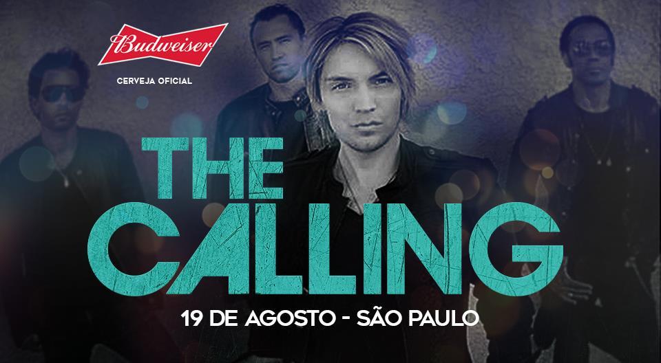 The Calling. Foto: Reprodução/Facebook