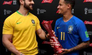 Alok e Philippe Coutinho. Foto: Reprodução/Instagram (@alok)