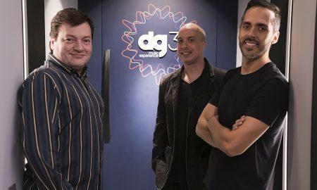 DG3 Music Experience. Foto: Divulgação.