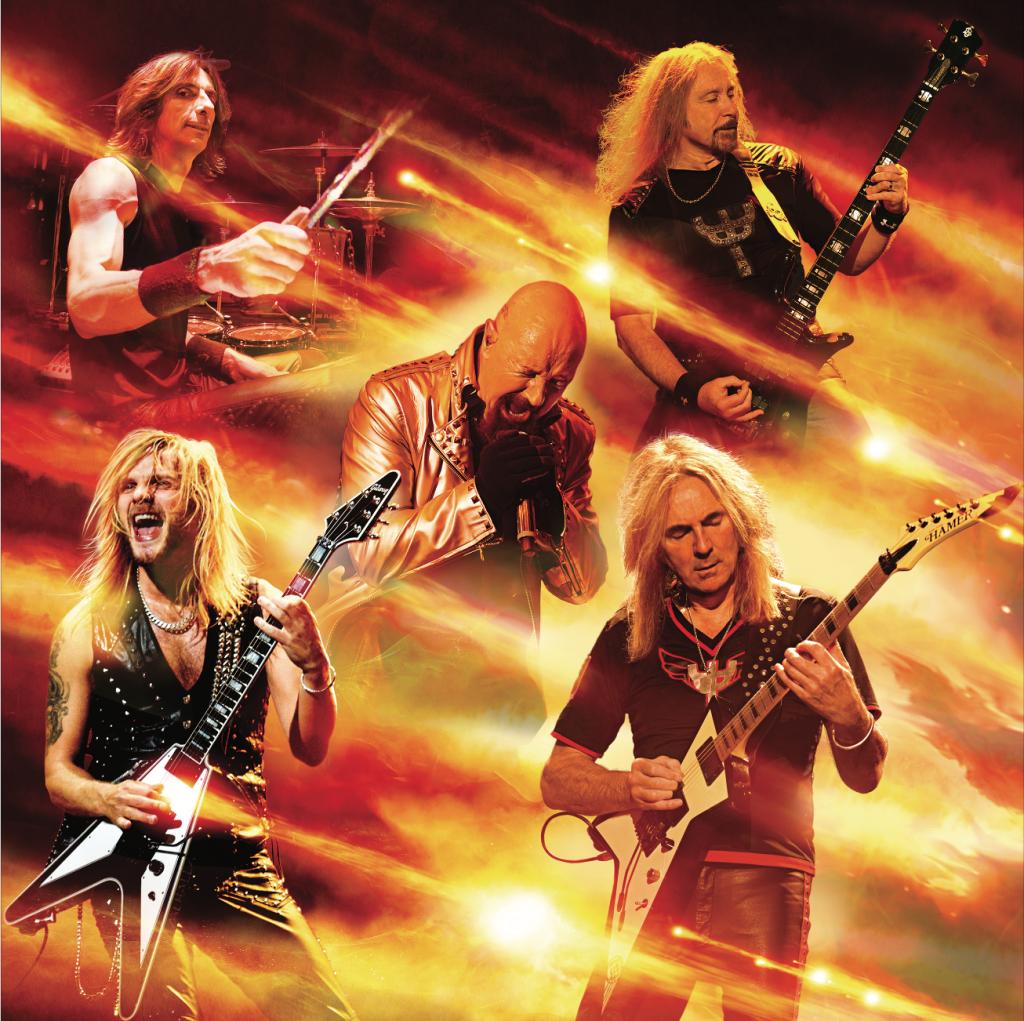 Judas Priest. Foto: Divulgação