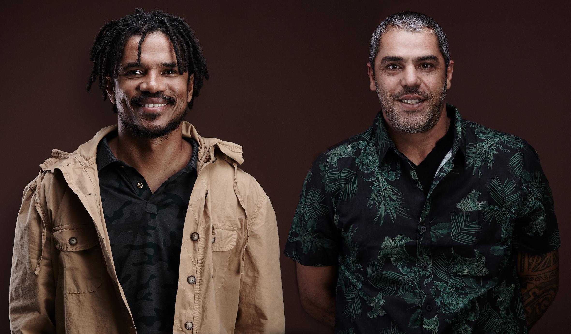 Natiruts. Foto: Divulgação/Beto Gatti