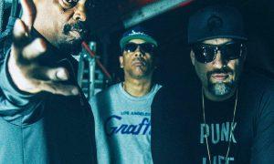Cypress Hill. Foto: Divulgação
