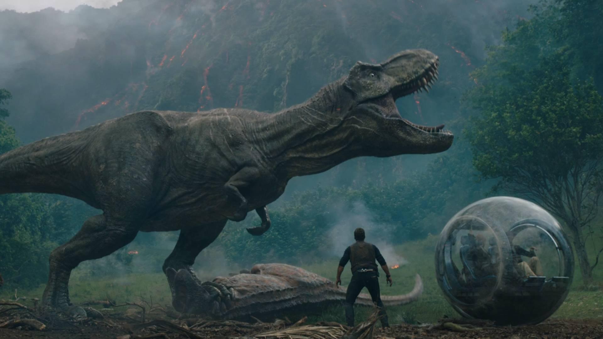 Jurassic World: Reino Ameaçado. Foto: Divulgação.