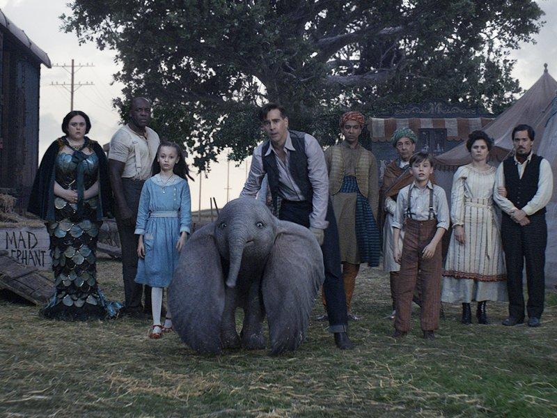 Dumbo. Foto: Reprodução/Twitter