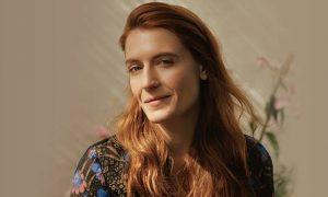 Florence Welch. Foto: Reprodução/Facebook.