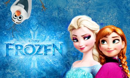 Frozen. Foto: Divulgação