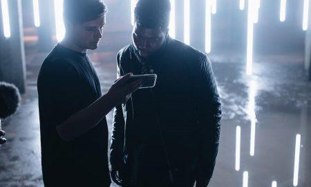 Martin Garrix e Khalid. Foto: Reprodução/Instagram (@martingarrix)