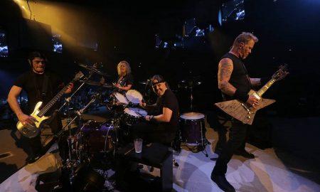 Metallica. Foto: Reprodução/Instagram (@metallica)