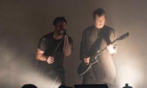 Nine Inch Nails. Foto: Reprodução/Instagram (@nineinchnails)