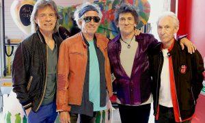 Rolling Stones. Foto: Reprodução/Instagram(@therollingstones)