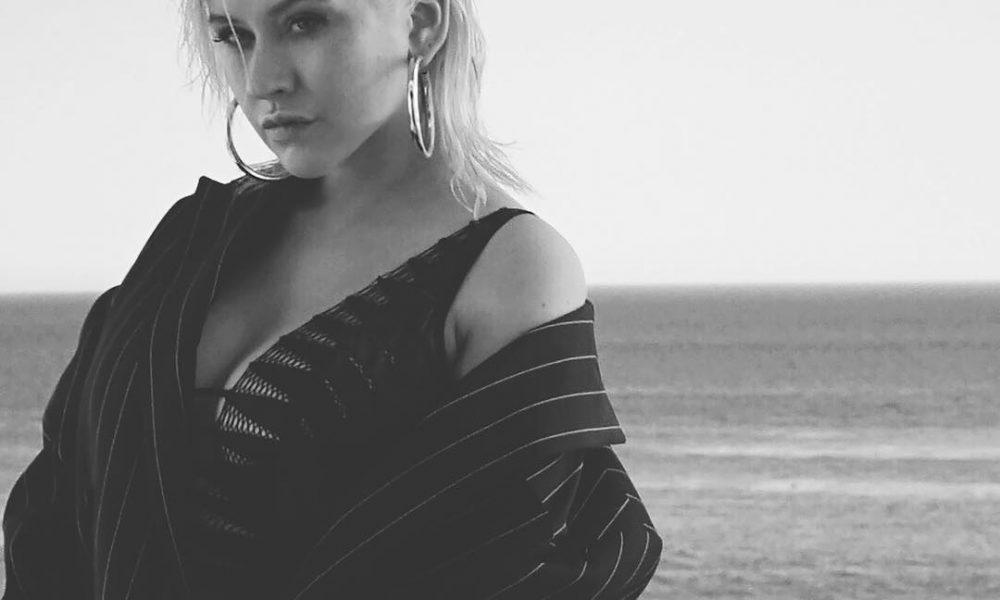 Christina Aguilera. Foto: Reprodução/Instagram (@xtina)