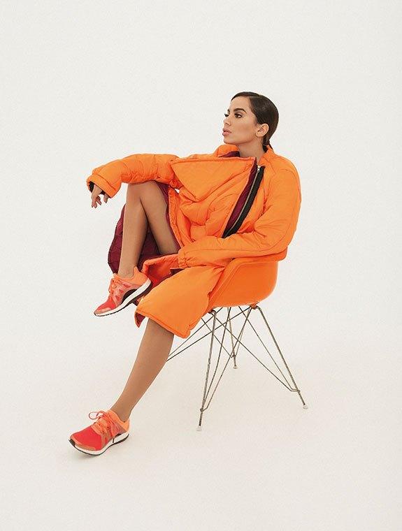Anitta. Foto: Reprodução/Instagram/Revista Remix/Ivan Resnik