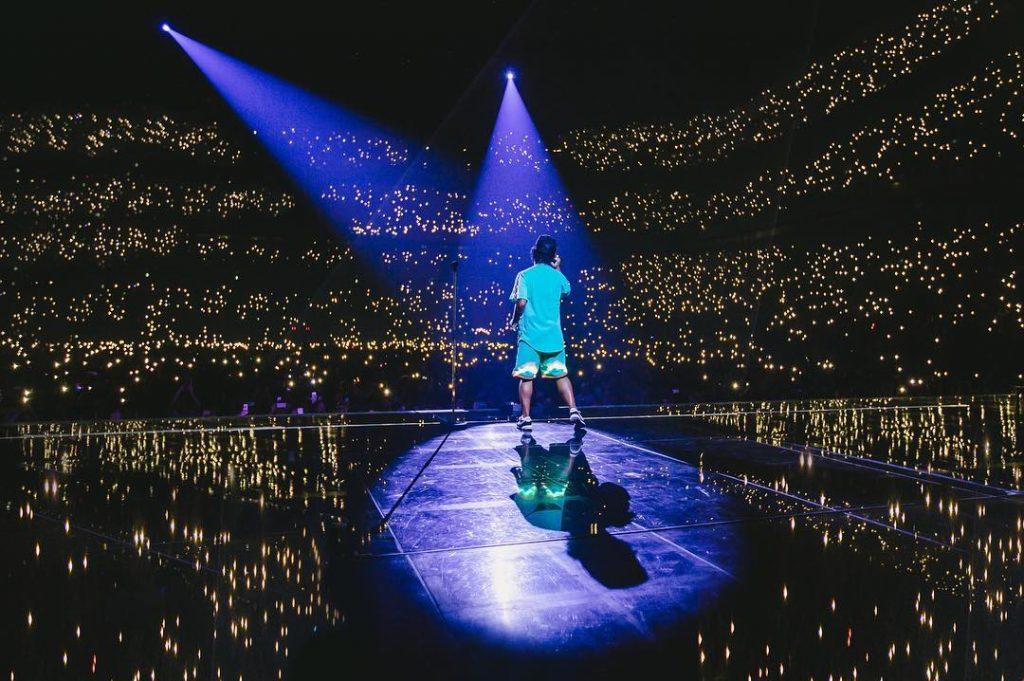 Bruno Mars. Foto: Reprodução/Instagram (@brunomars)