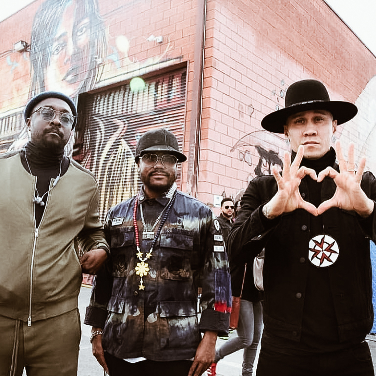 Black Eyed Peas. Foto: Reprodução/Instagram (@bep)