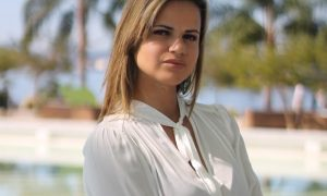 Carol Ferreira. Foto: Edgar Maciel/Divulgação