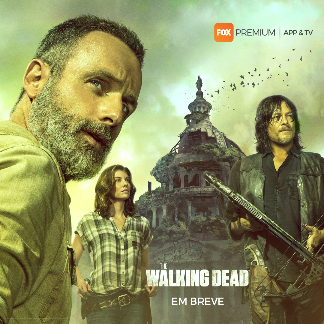 FOX Premium – The Walking Dead 9 (Portugues)