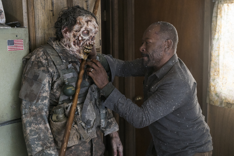 Fear The Walking Dead. Foto: Divulgação/Richard Foreman, Jr/AMC