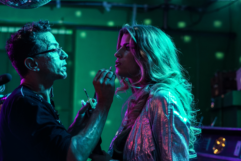 María Bopp en el Backstage de la tercera temporada de #LlamameBruna – Fox Networks Group Latin America (2)