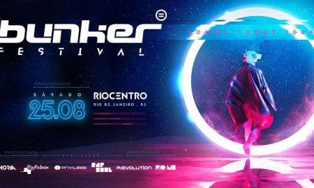 Bunker Festival. Foto: Divulgação