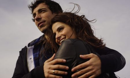 Di Ferrero e Isabeli Fontana. Foto: Divulgação