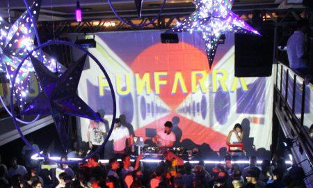 Funfarra. Foto: Divulgação/Bruno de Lima