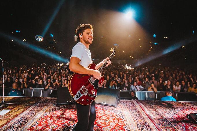 Niall Horan. Foto: Reprodução/Instagram (@niallhoran)